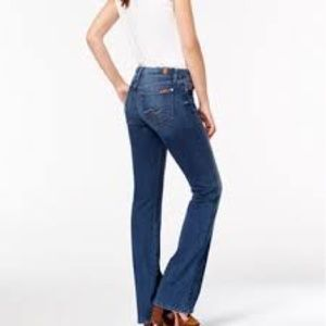 7 For All Mankind Bootcut Jeans, 29